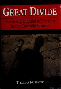 Cover of: Great Divide  |